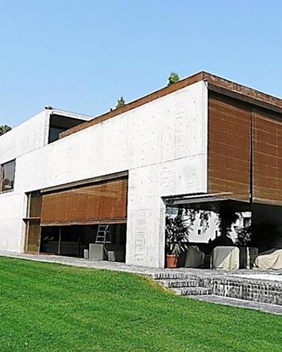 Proyectos de construcción categoría residenciales terminados